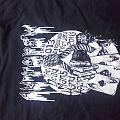"""Autopsy - """"the deadman's hand"""" Netherlands deathfest event shirt"""