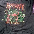 Autopsy - Mental Funeral original shirt