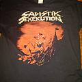 Sadistik Exekution -We are death... Fukk you shirt