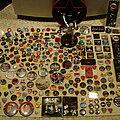 Rush - Pin / Badge - RUSH Stuff