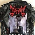 Mayhem - Battle Jacket - Notre Dame