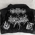 Nokturnal Mortum - Battle Jacket - Cropped Battlevest for girls