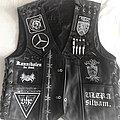 Darkthrone - Battle Jacket - Barbed Wire Vest