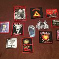 Patches I got more recently