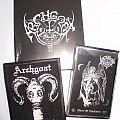 Other Collectable - Archgoat - Whore Of Bethlehem Die Hard Boxset