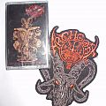 Other Collectable - Archgoat - The Light-Devouring Darkness Die Hard Tape