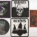 Patch - Venenum, Paralex, Hellhammer, Death & Mentors Patches