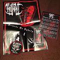 Hellhunt - Brigade Of Unholy Sin Demo Tape Die Hard
