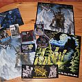 Other Collectable - Cruel Force Collection LP's, EP, Patches and Tapes