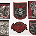 Patch - Obsessör, Violent Force, Power From Hell & Bestial Warlust Patches