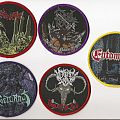 Patch - Entombed, Carnivore, Cruel Force, Old & Entombed Patches
