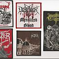 Patch - Ketzer, Blizzard, Desaster & Morbosidad Patches
