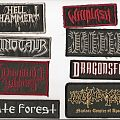 Patch - Minotaur, Hellhammer, Slaughter Command, Whiplash, Revenge, Dragonsfire, Blasphemophagher, Hate Forest