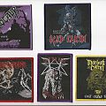 Patch - Minotaur, Iced Earth, Blasphemy, Witchfynde, Morbus Chron
