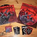Nocturnal Graves - Other Collectable - Nocturnal Graves - Satan's Cross