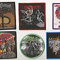 Patch - Holy Terror, Blasphemy, Graveyard, Vendetta, Children Of Technology & Heavens Gate Patches