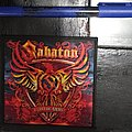 Sabaton - Patch - Sabaton - Official patch