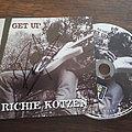 Richie Kotzen - Tape / Vinyl / CD / Recording etc - Richie Kotzen - Get Up Signed CD