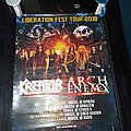 Kreator - Other Collectable - Kreator and Arch Enemy Poster