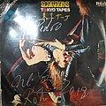 Scorpions - Tape / Vinyl / CD / Recording etc - Tokyo Tapes - Brazilian edition, signed
