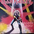 Iron Maiden - Tape / Vinyl / CD / Recording etc - Maiden Japan - Brazilian edition, signed