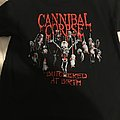 Cannibal Corpse - TShirt or Longsleeve - T-shirt Cannibal corpse « butchered at birth »
