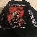Rhapsody - TShirt or Longsleeve - Tshirt longsleeve Rhapsody «Dawn of Victory»