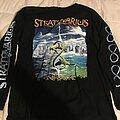 Stratovarius - TShirt or Longsleeve - Stratovarius «infinite world tour» T-Shirt longsleeve