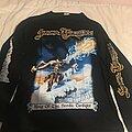 Luca Turilli - TShirt or Longsleeve - T-shirt longsleeve Luca Turilli «king of the Nordic Twilight»