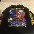 Rhapsody - TShirt or Longsleeve - T-shirt longsleeve Rhapsody «symphony of Enchanted Lands»