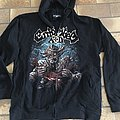 Entombed A.D. - Hooded Top - Entombed AD hoodie