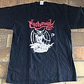 Nocturnal - TShirt or Longsleeve - Nocturnal - Trash with the devil over Europe 2008