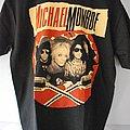 Michael Monroe - TShirt or Longsleeve - Michael Monroe - UK Tour 2010