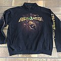 Helloween - TShirt or Longsleeve - Helloween Straight Out Of Hell - 2013 Official Zipped Sweater