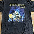 Iron Maiden - TShirt or Longsleeve - Iron Maiden - Live after death Somewhere back in time World Tour 2008