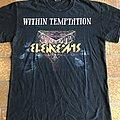 Within Temptation - TShirt or Longsleeve - Within Temptation - Elements Antwerp Belgium 2012