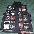 Metallica - Battle Jacket - Black denim update