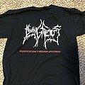 Dying Fetus - TShirt or Longsleeve - Purification through violence shirt