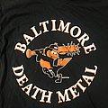 Dying Fetus - TShirt or Longsleeve - Dying Fetus Next Step Up baltimore death metal shirt