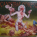 Cannibal Corpse - Tape / Vinyl / CD / Recording etc - cannibal corpse violence unimagined alternate cover cd