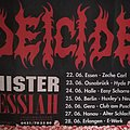 Deicide - Other Collectable - Tourposter 1993