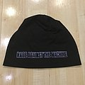 Rage Against The Machine - Other Collectable - RATM beanie