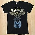"Johnny Cash - TShirt or Longsleeve - Johnny Cash ""eagle"" shirt"