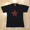 Rage Against The Machine - TShirt or Longsleeve - RATM Star / European tour t-shirt