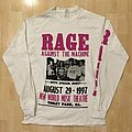 Rage Against The Machine - TShirt or Longsleeve - RATM 97 Flyer LS