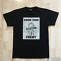 Rage Against The Machine - TShirt or Longsleeve - Know Your Enemy t-shirt