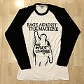 Rage Against The Machine - TShirt or Longsleeve - RATM album cover LS