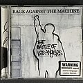 Rage Against The Machine - Tape / Vinyl / CD / Recording etc - RATM The Battle of LA - Australian CD