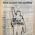Rage Against The Machine - Other Collectable - RATM The Battle of Los Angeles Flag