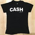 "Johnny Cash - TShirt or Longsleeve - Johnny Cash ""Cash"" shirt"